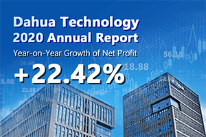 Финансовый отчет Dahua за 2020 год: стабильный рост и развитие
