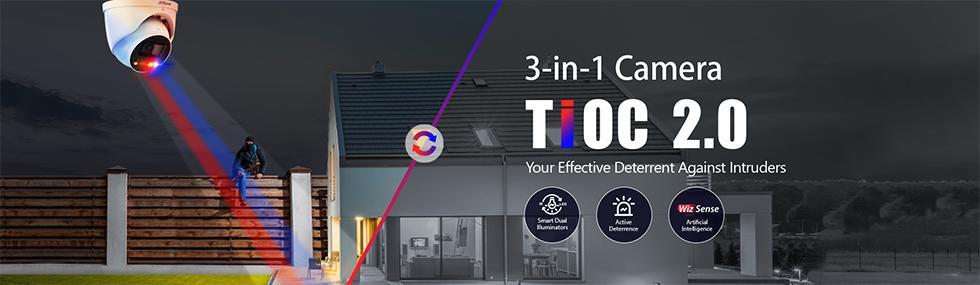 TiOC 2.0: Возможность настройки охранной сигнализации