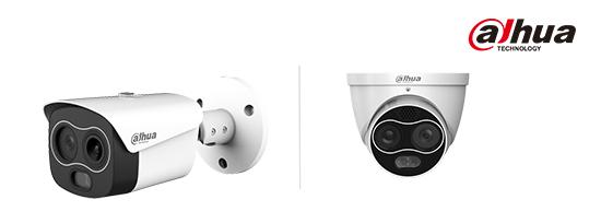 Третье поколение эко-тепловых  IP-камер Dahua
