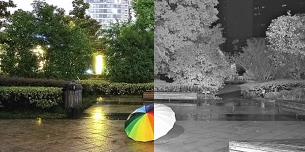 ИИ-решение  Full-color от Dahua делает ночь цветной