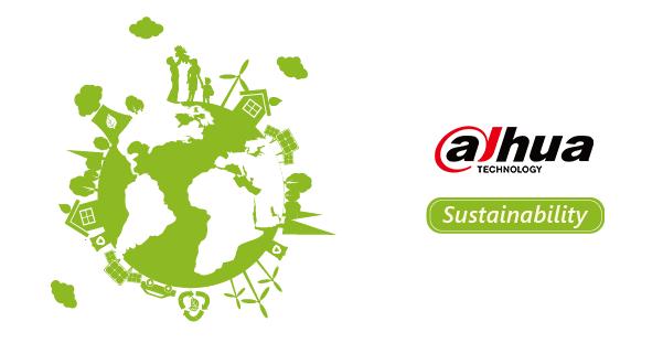 Отчет Dahua о развитии экологичности, социальной сферы и управления в 2020 году
