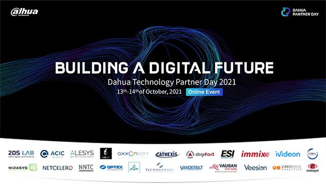 Построим цифровое будущее вместе: Dahua Partner Day 2021