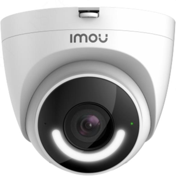 Imou Turret — новая модель в линейке потребительских IP-камер Dahua